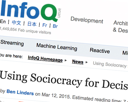 Sociocratie en informatiekunde