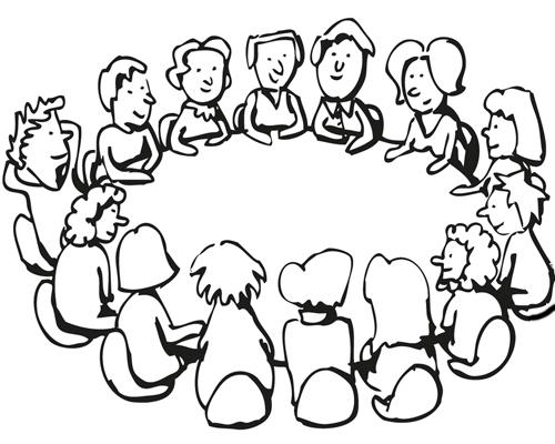 Afbeeldingsresultaat voor vergadering cartoon
